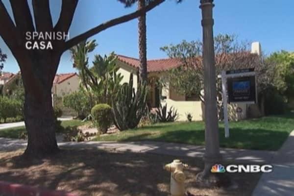 Million dollar homes: Mega Mansion vs. Spanish Casa