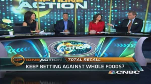 Keep betting against Whole Foods?
