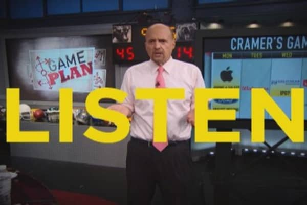 Cramer: This caused Friday's rally -- can it last?