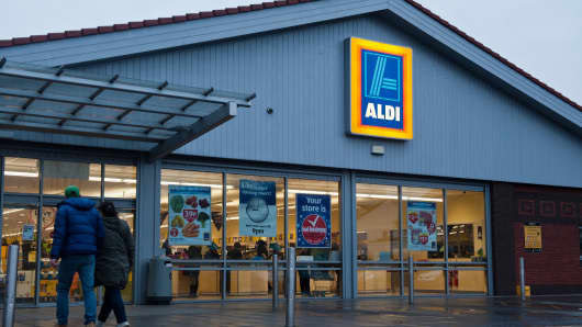 Aldi stops selling eggs in Germany over food safety scare Aldi Germany