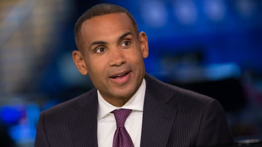 Grant Hill, former NBA player.