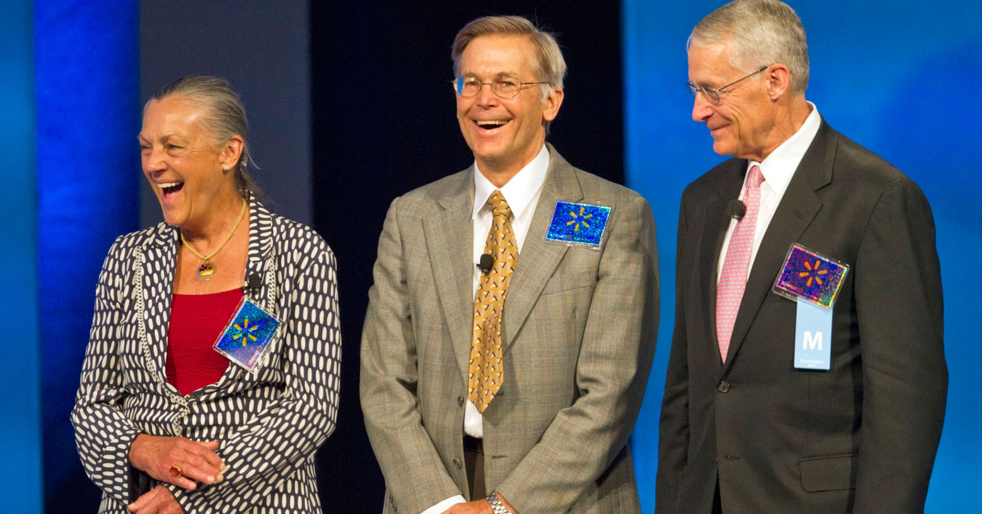 The Walton Family Is Worth More Than Jeff Bezos Or Bill Gates