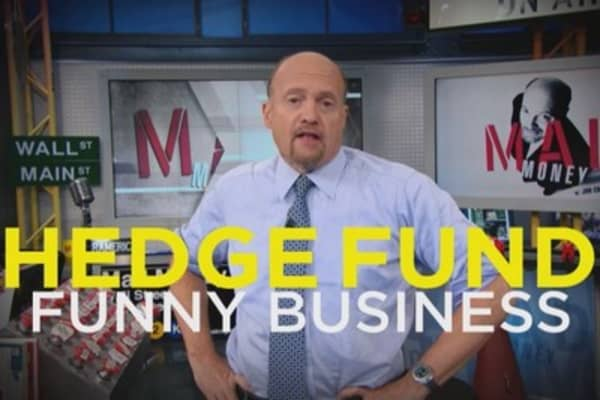 Cramer: Hedge funds hurting market