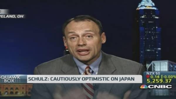 Despite mixed data, this expert still likes Japan