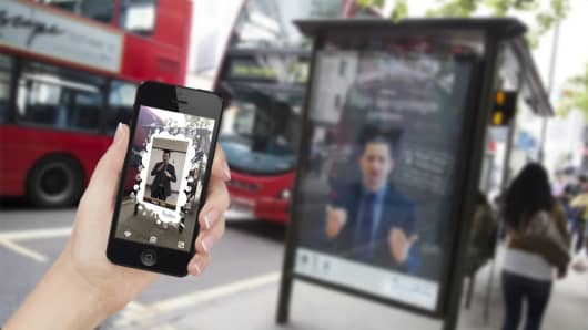 Ad tech company Blippar enables smartphones to bring ordinary objects to life.