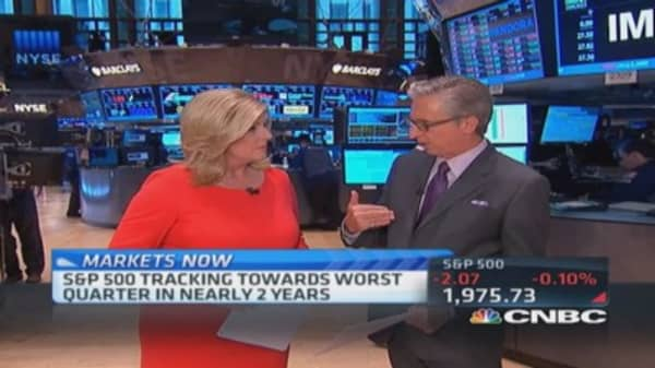 Pisani: Gold starting to impact market