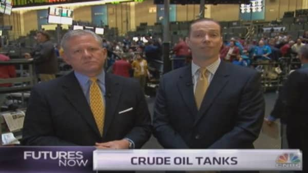 Oil will keep falling: Traders