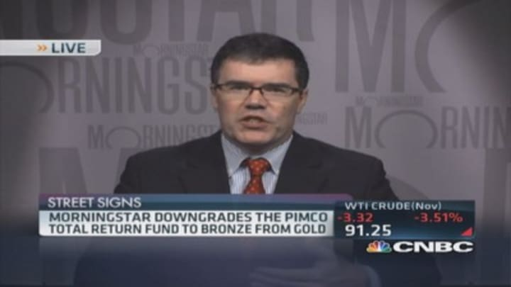 Looking for stability at Pimco: Pro