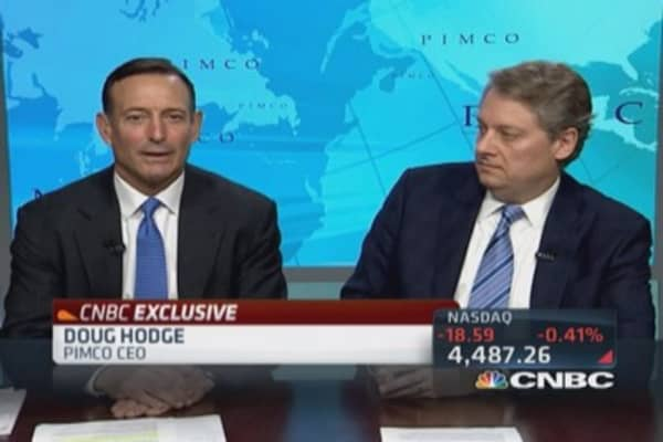 Future of equities at Pimco