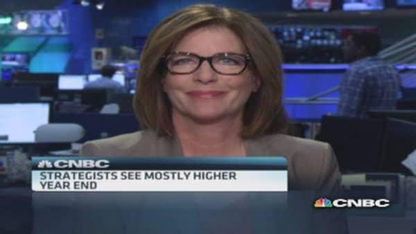 October could bring stock market gains