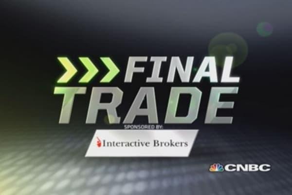 Fast Money Final Trade: TLT, KBH & FINL