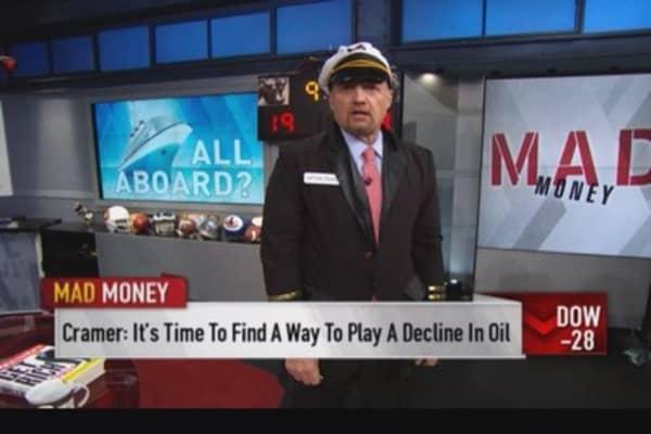 Cramer's cruise stock picks