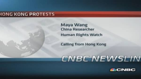 Hong Kong protests: What can happen next?