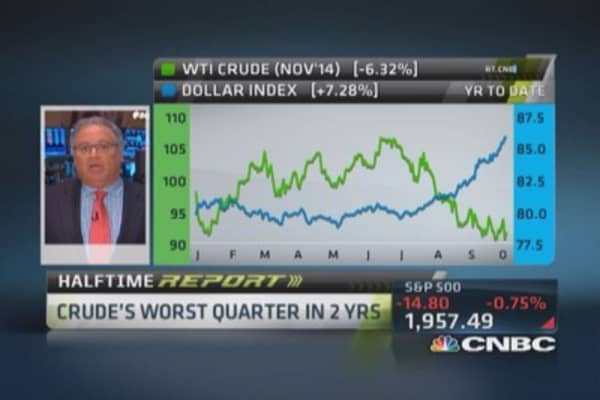Oil headed to at least $125 next 2 years: Dicker