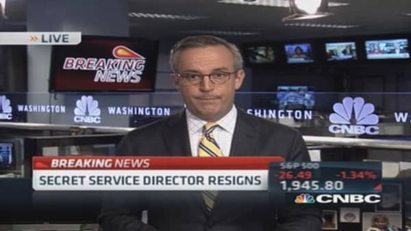 Secret Service Director Pierson resigns: Report