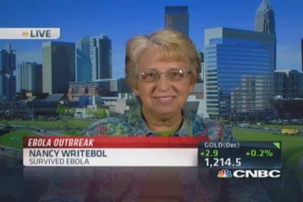 Ebola survivor tells what Texas patient may be experiencing