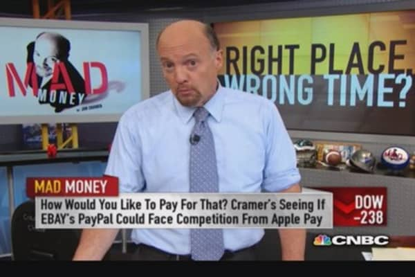Angie's list too risky to own: Cramer