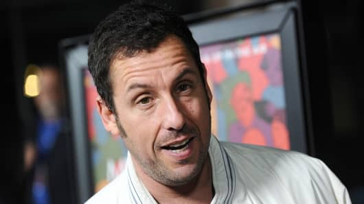 Adam Sandler, comedy actors, SNL actors, SNL cast, Saturday Night Live cast