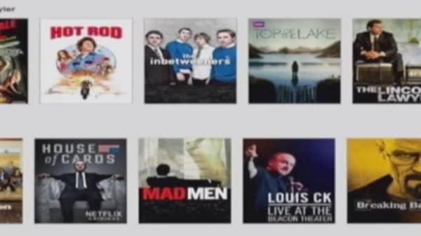 Netflix and Sandler make a deal