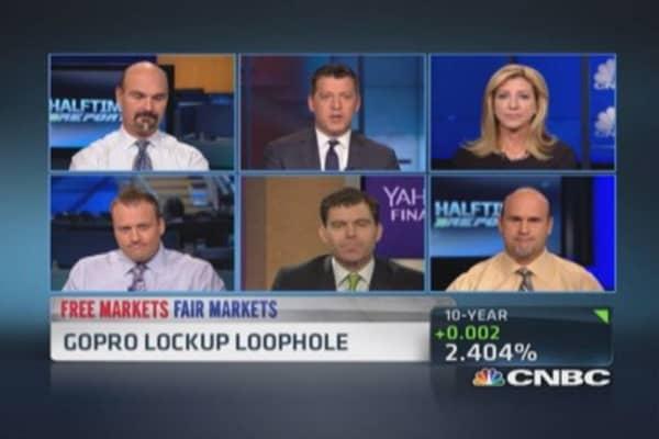 GoPro lockup loophole
