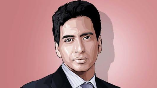 Sal Khan CNBC Next 25