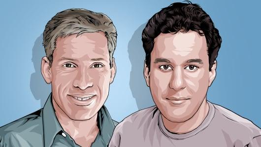 Uri Levine & Ehud Shabtai CNBC Next 25