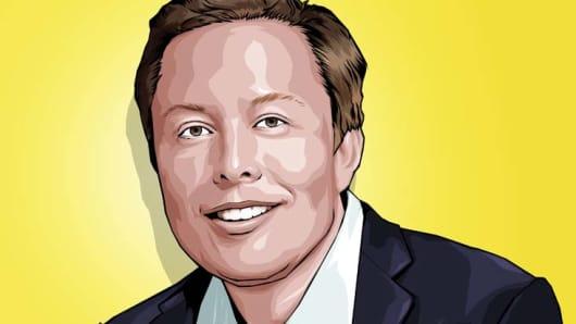 Elon Musk CNBC Next 25