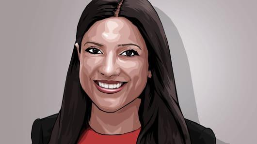 Reshma Saujani CNBC Next 25