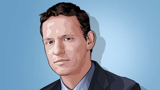 Peter Thiel CNBC Next 25