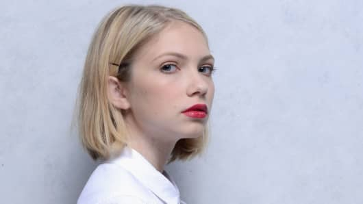 Actress Tavi Gevinson