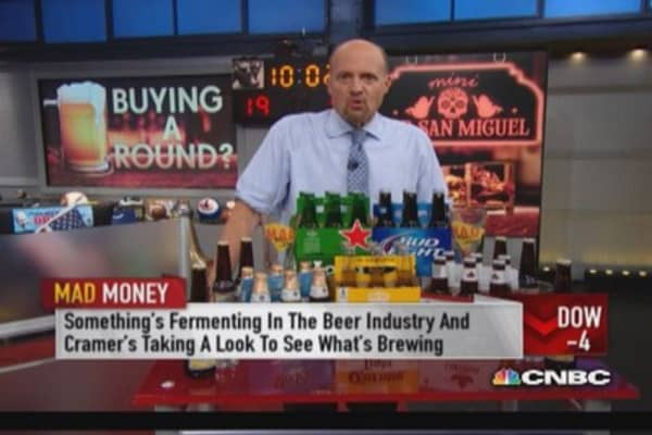 What's brewing in the beer business