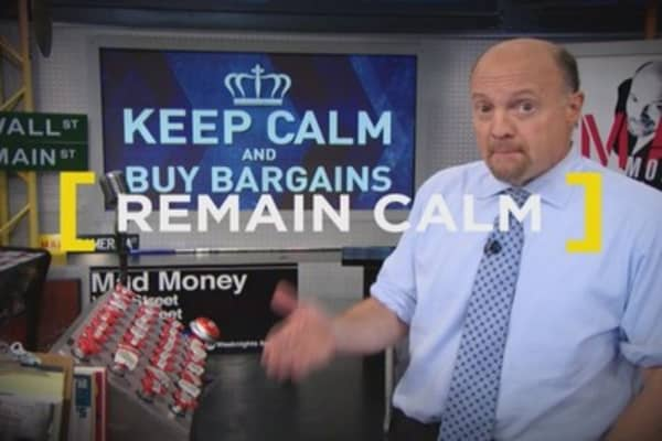 Cramer: The time to buy has arrived