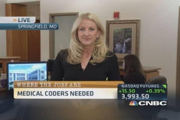 Medical coders face labor gap