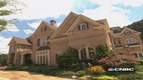 Most expensive house (we could get into): Alpharetta, Ga.