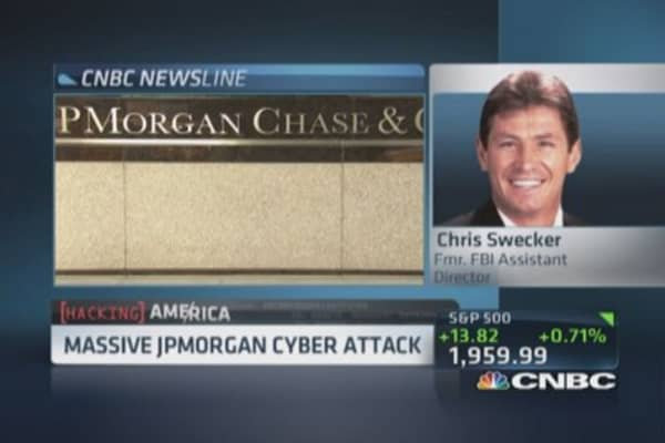 JPMorgan breach exposed data of millions