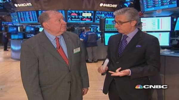Cashin says 'sigh of relief' rally