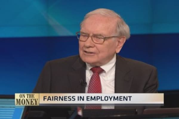 Warren Buffett on LGBT Employees
