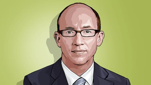 Dick Costolo CNBC Next 25