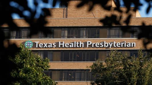 The Texas Health Presbyterian Hospital Dallas