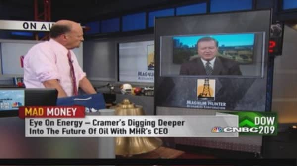 MHR CEO: Market overreacting to energy prices