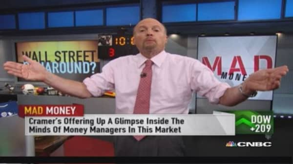 Cramer: How money managers impact the market