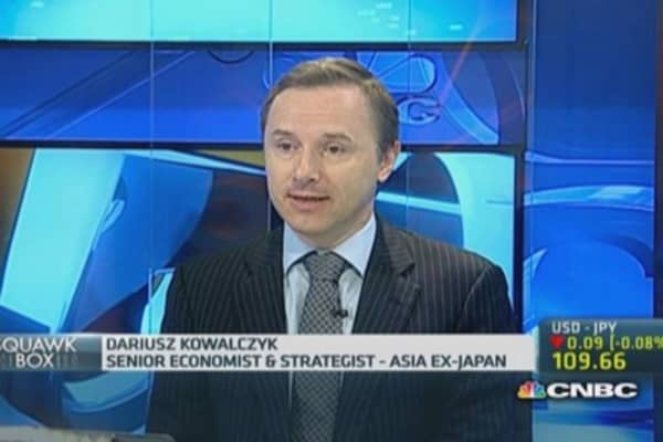 Time to buy into these Asian currencies: Strategist