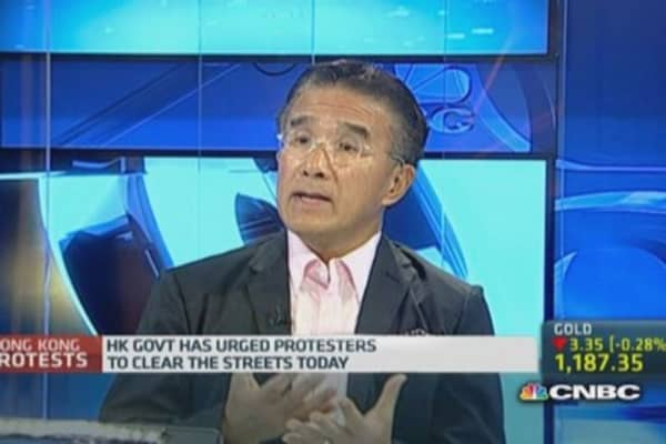 G2000 founder: Sales fell 35% due to HK protests