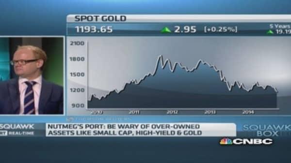 Gold will fall below $1000: Pro