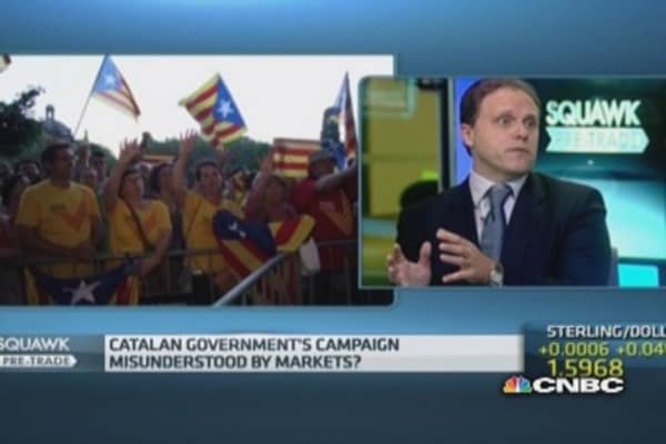 Catalan independence would be 'damaging': Pro