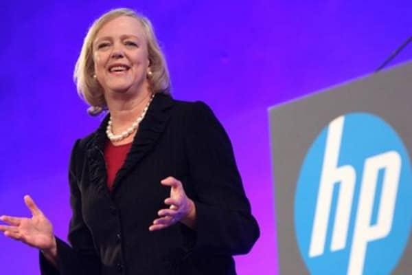 HP's Whitman: Split best tactic for turnaround