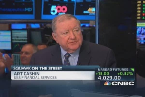 Cashin: Distortions in jobs report