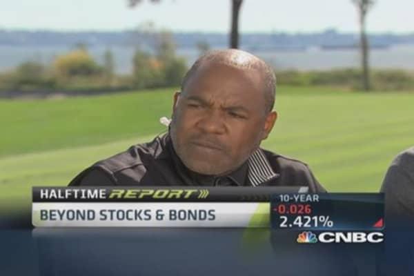 Beyond stocks & bonds