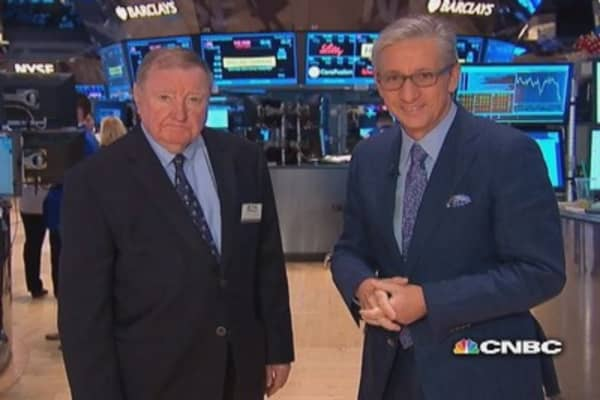 Cashin says investors wary of black swan event
