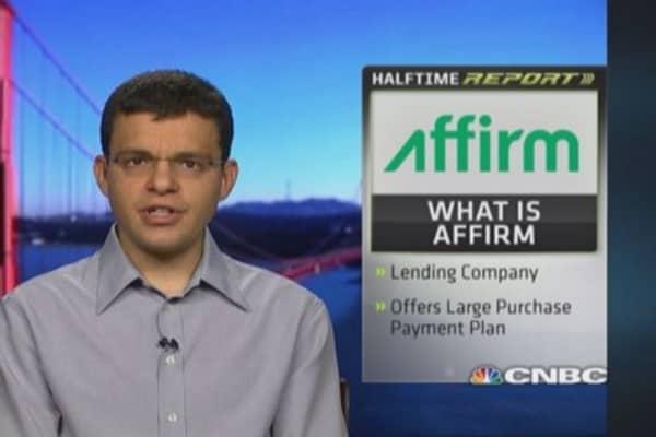 Levchin's new ventures: Affirm & Glow